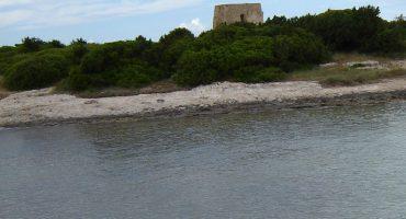 Spiaggia Torre Pozzelle