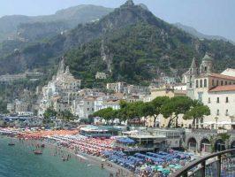 Spiagge di Amalfi - Costiera Amalfitana