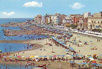 Spiaggia di Anzio - Lazio