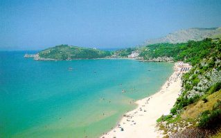 Spiaggia dell'Arenauta - Gaeta - Sperlonga - Lazio