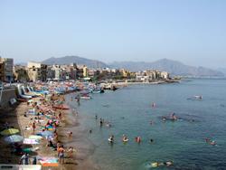 Spiaggia Aspra