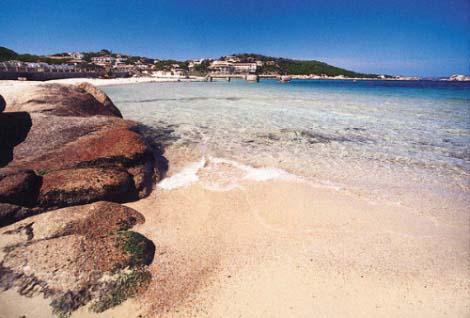 Spiaggia di Baja Sardinia
