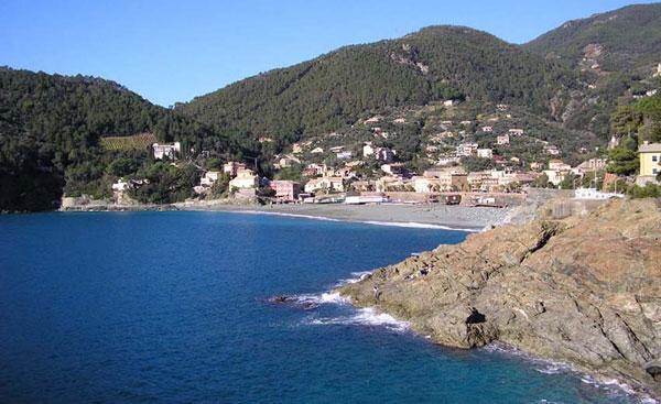 Spiaggia di Bonassola