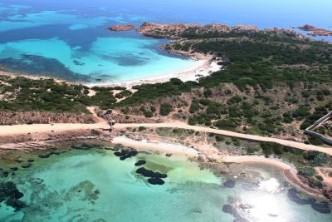 Spiaggia di Cala Andreani