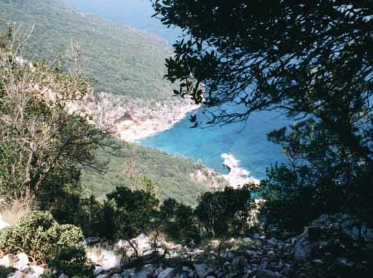 Spiaggia di Cala Biriola