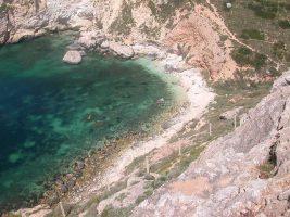 Spiaggia Cala Fighera