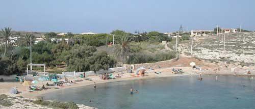 Spiaggia Cala Francese