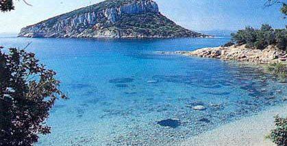 Spiaggia Cala Moresca
