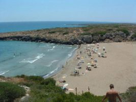 Spiaggia Cala Mosche