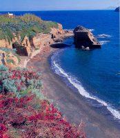 Spiaggia Cala Nave - Lazio