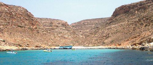 Spiaggia Cala Pulcino