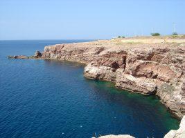 Spiaggia Cala Rossa - Sicilia