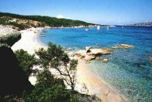 Spiaggia di Cala di Trana - Palau - Sardegna