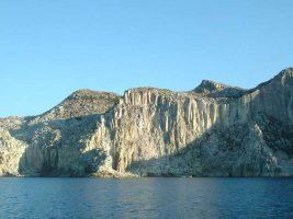 Spiaggia Cala Vinagra - Isola di San Pietro - Sardegna