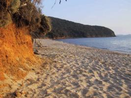Spiaggia Cala Violina Scarlino