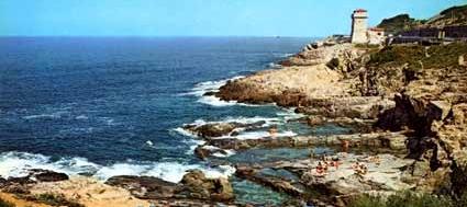 Spiaggia Calafuria