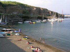 Spiaggia Calarossano