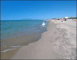 Spiaggia Capalbio