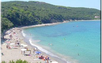 Spiaggia Capo Castello