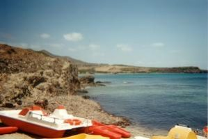 Spiaggia Capo Sperone