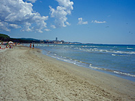 Spiaggia Carbonifera Follonica