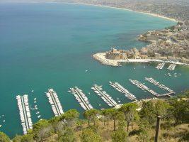 Spiaggia Castellammare del Golfo - Sicilia