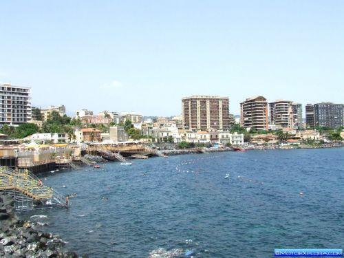 Spiagge di Catania