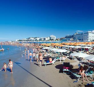 Spiaggia Di Cattolica Portale Spiagge Italiane