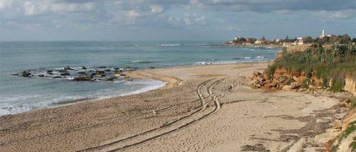 Spiaggia Caucana
