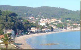 Spiaggia Cavo