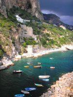 Spiaggia Conca dei Marini - Costiera Amalfitana