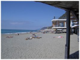 Spiaggia di Deiva Marina