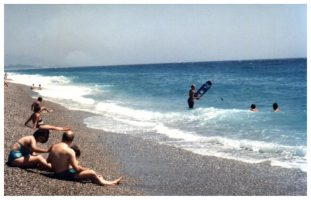 Spiaggia Fiumefreddo di Sicilia