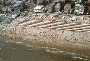 Spiaggia Fogliano Marina