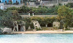 Spiaggia Fontania - Gaeta