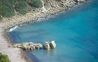 Spiaggia di Fonza