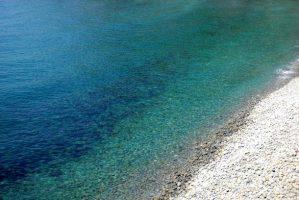 Spiaggia della Baia di Framura