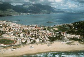 Spiaggia Gaeta Lazio