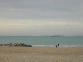 Spiagge Gela