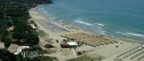 Spiaggia Grotta di Tiberio - Sperlonga