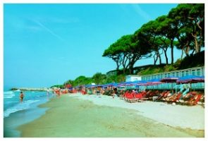 Spiaggia il Boschetto di Follonica - Toscana