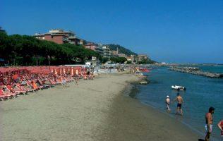 Spiaggia Imperia