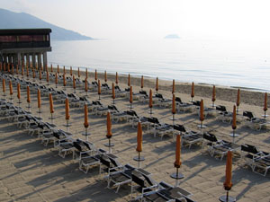 Spiaggia di Laigueglia