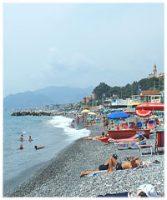 Spiaggia Lavagna - Liguria