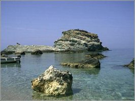 spiaggia Le Forna