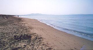 Spiaggia di Le Marze