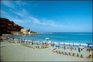 Spiaggia Levanto - Liguria