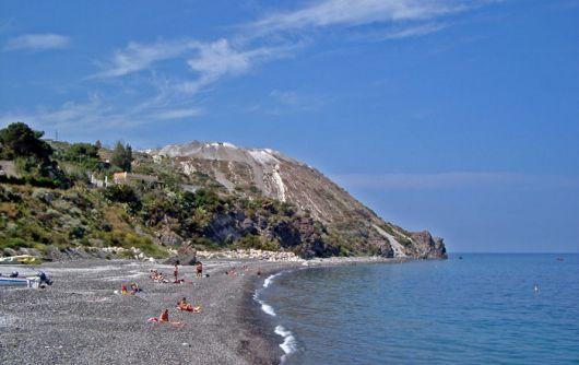 Spiaggia di Marina di Lipari