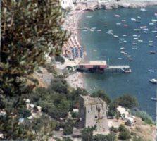 Spiaggia Marina del Cantone - Baia di Nerano - Costiera Amalfitana