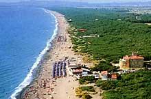 Spiaggia Marina di Bibbona